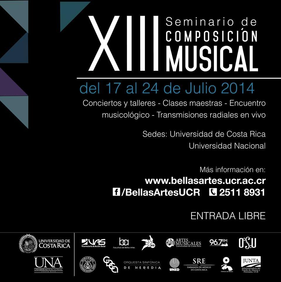 Seminario de Composición Musical 2014