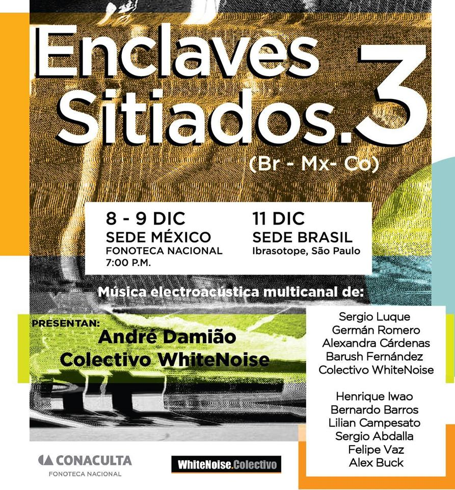 Concierto en México y Brasil